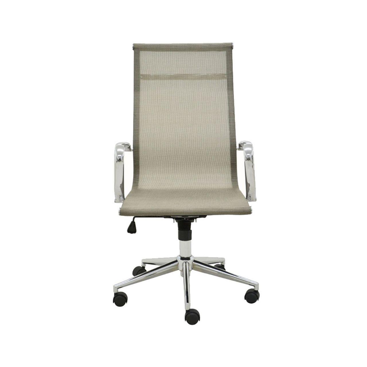 Cadeira Eames Sevilha Rivatti Alta Tela