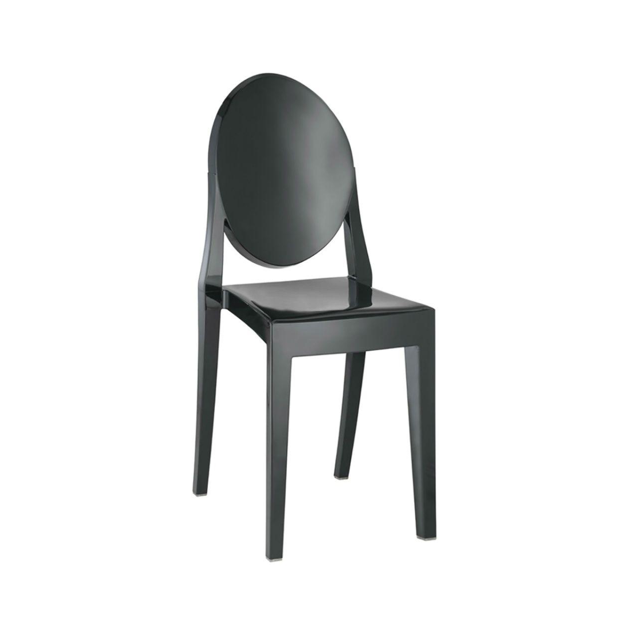 Cadeira Ghost Sofia Rivatti sem braço