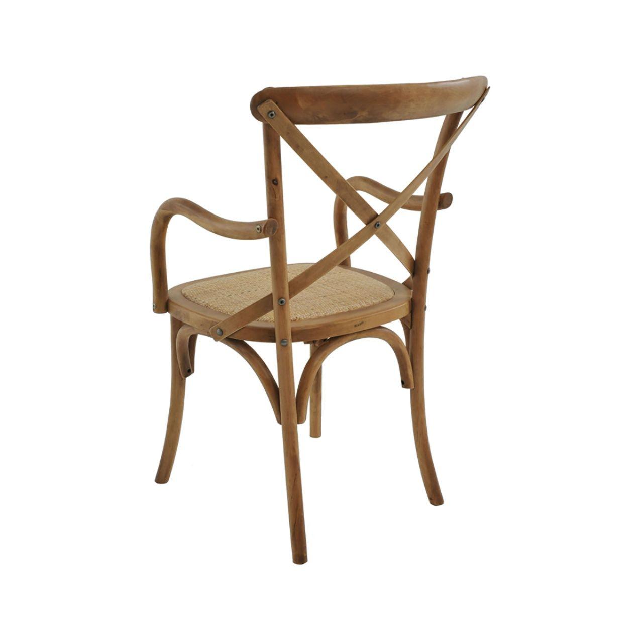 Cadeira Katrina Rivatti com braço