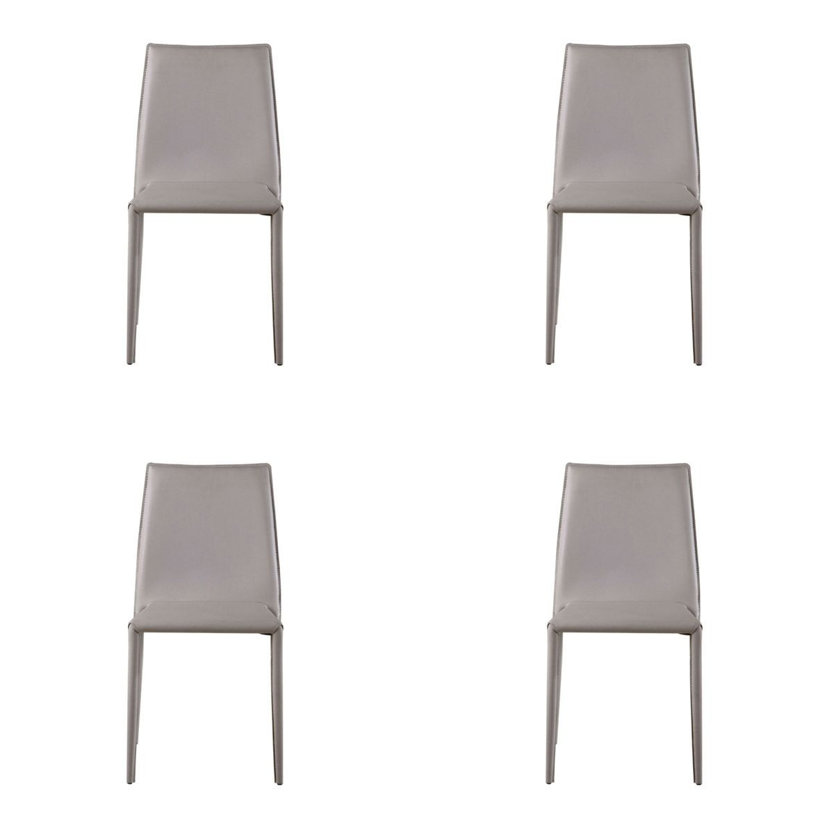 Conjunto 4 peças Cadeira Amanda Rivatti