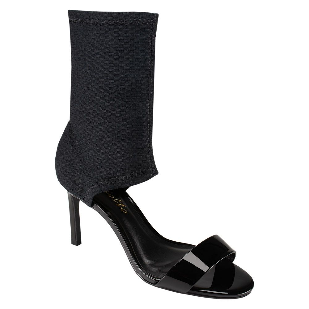 Sandal Boot Eletric Nero