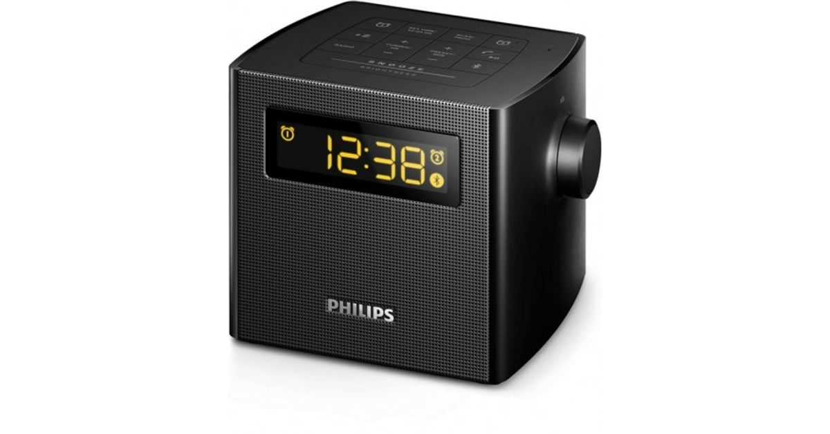 97116d56f98 Radio Relogio Philips Ajt-4400b - Am - Fm - Bluetooth - Bivolt ...