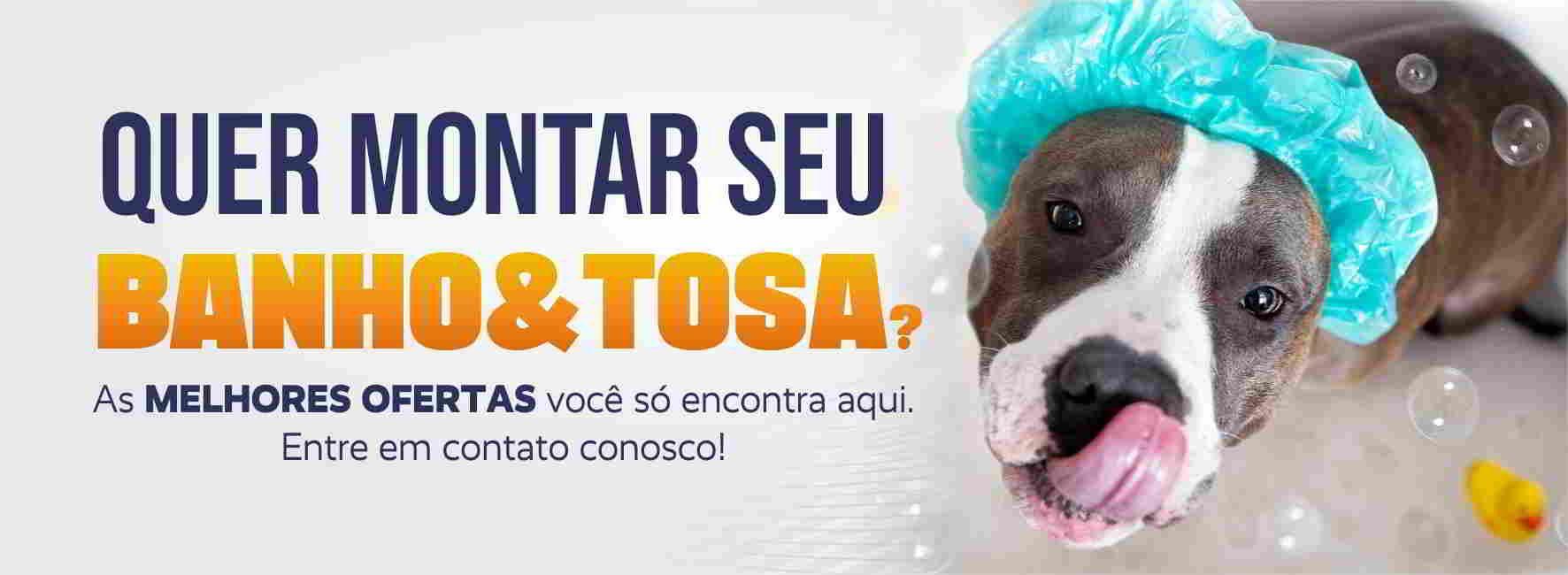 Montar Banho e Tosa, monte seu pet shop conosco, monte aqui seu pet shop
