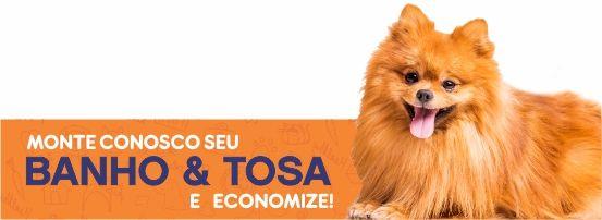 Kit Banho e Tosa, monte seu kit pet shop conosco, monte aqui seu kit banho e tosa