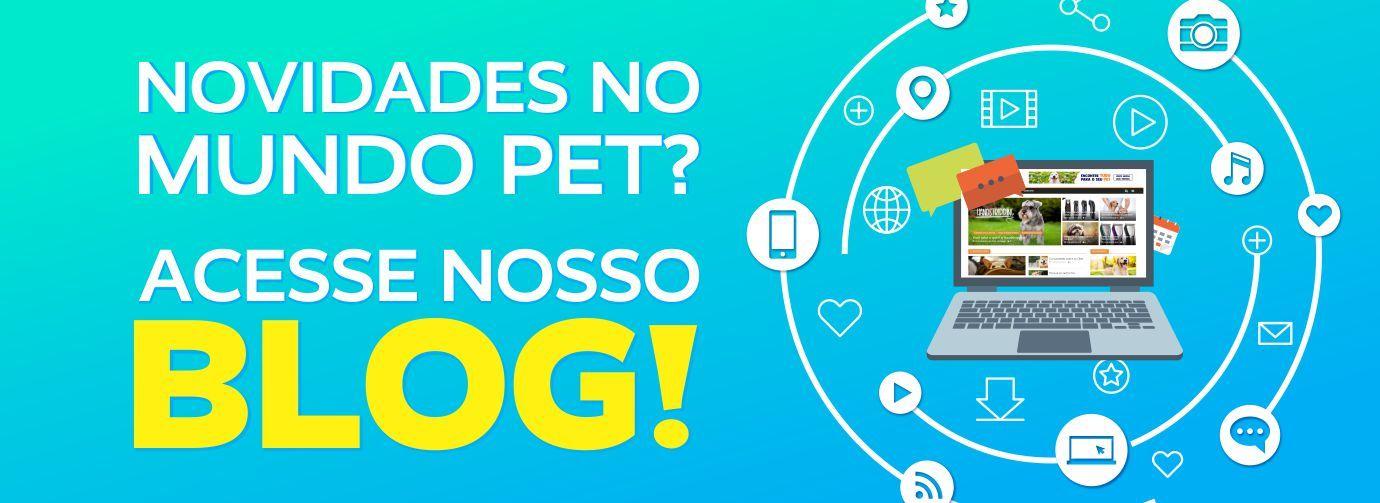 Novidades sobre o mundo pet, cães e gatos
