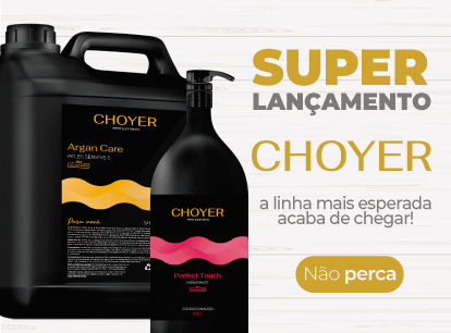 Choyer super lançamento de produtos! A linha mais esperada acabou de chegar, Choyer é na Elevage
