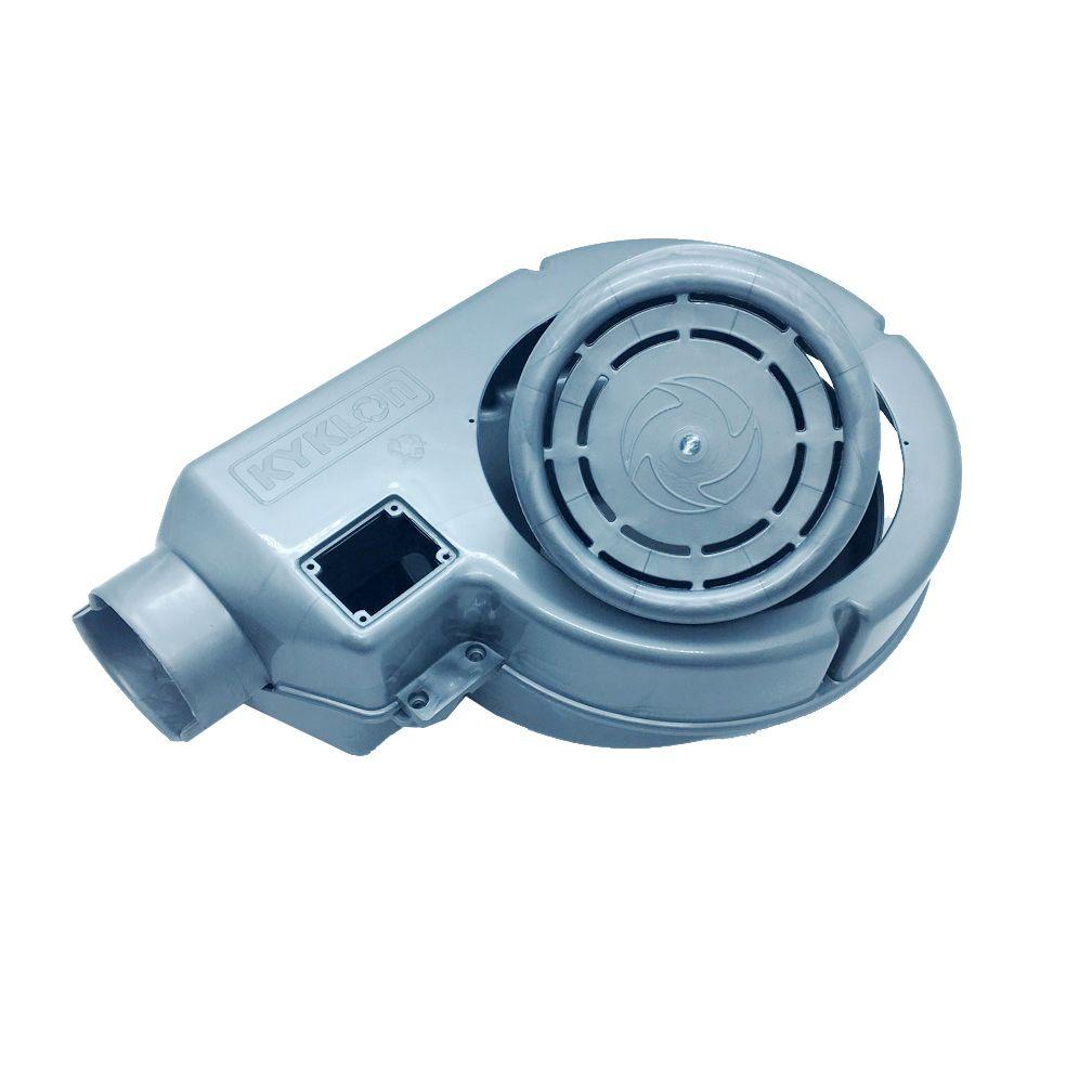 Carcaça Completa Secador 5000 / 7000 Kyklon