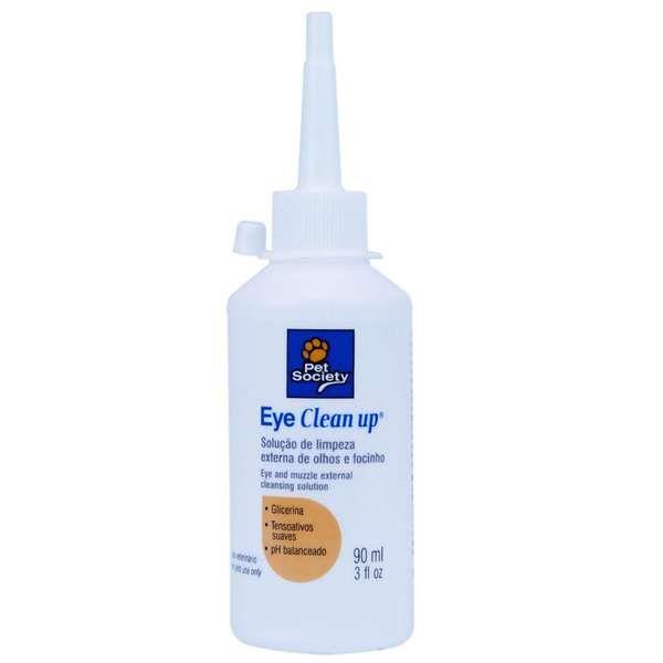 Eye Clean Up Pet Society 90ml
