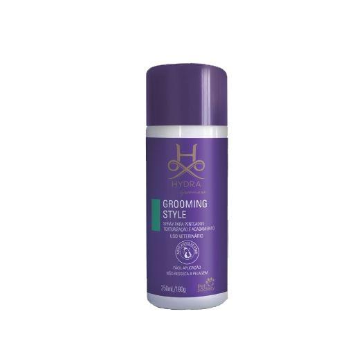 Grooming Style Spray Texturizador e Finalizador Hydra Pet Society
