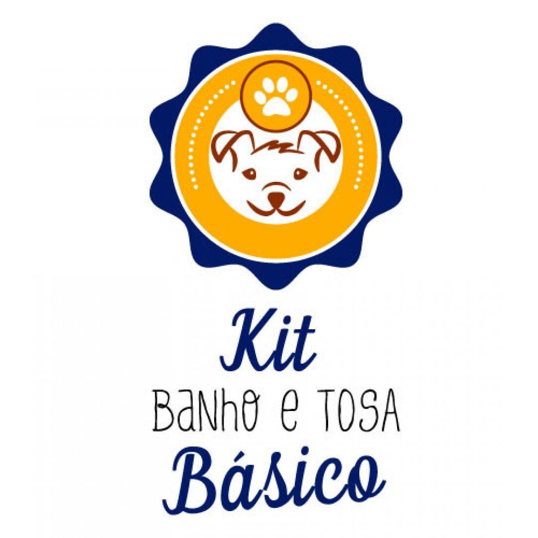 Banho e Tosa Básico 29 Itens - KIT