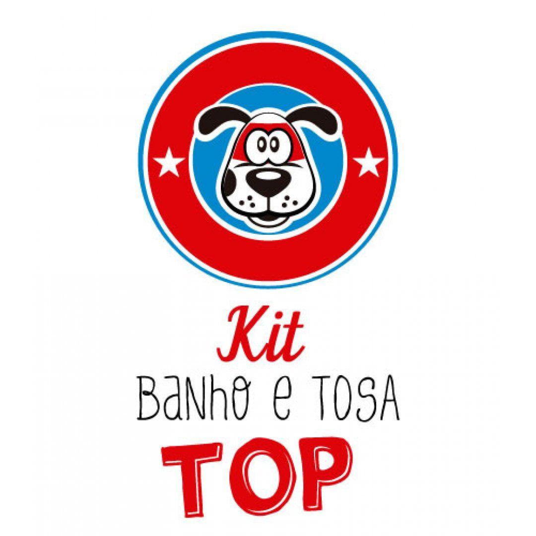 Banho e Tosa Top 55 Itens - KIT