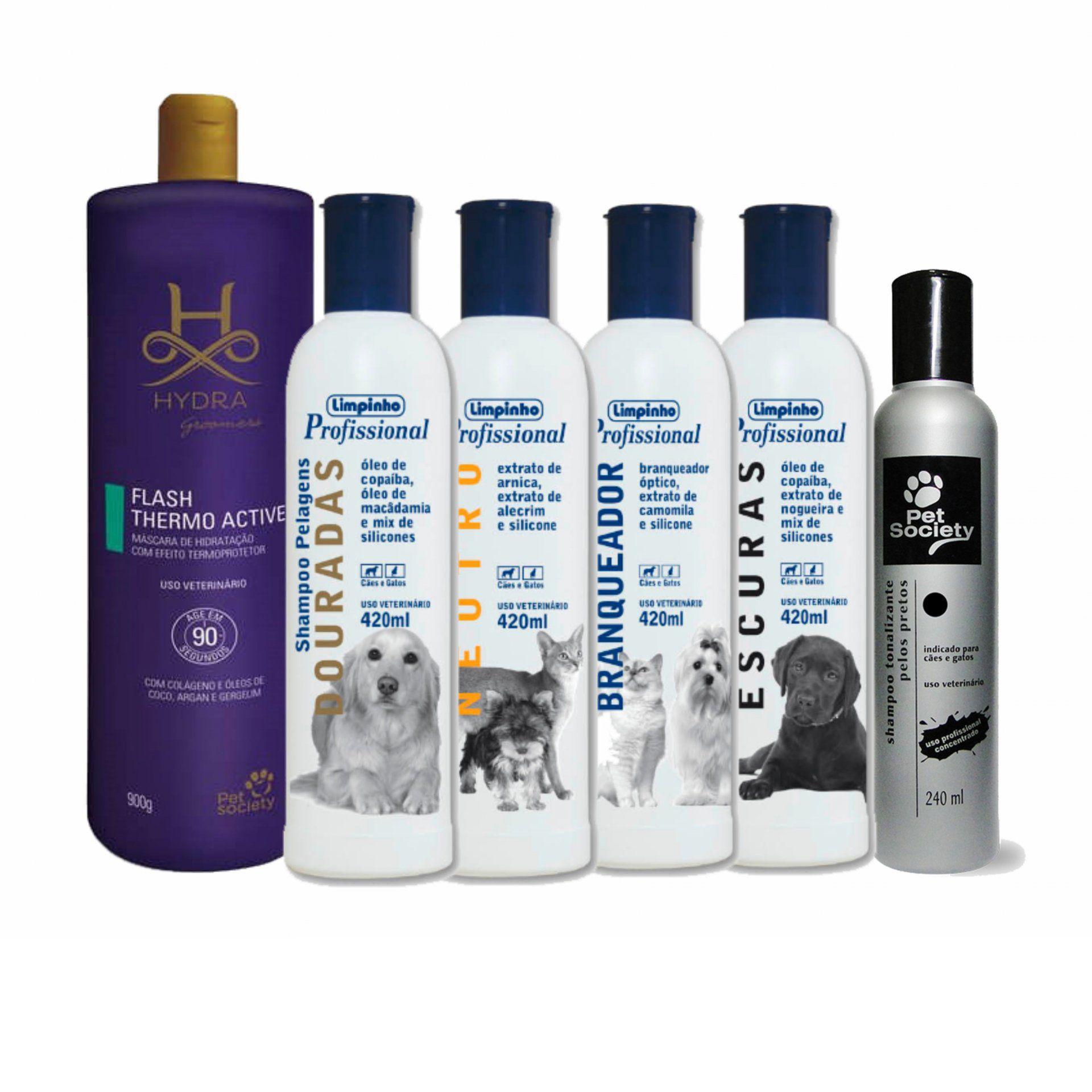 Kit Promocional Banho & Beleza I