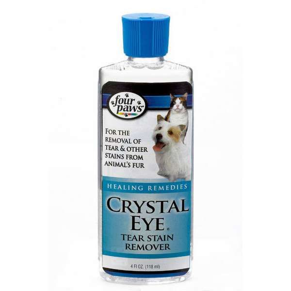 Limpador de Lágrimas Crystal Eye Four Paws