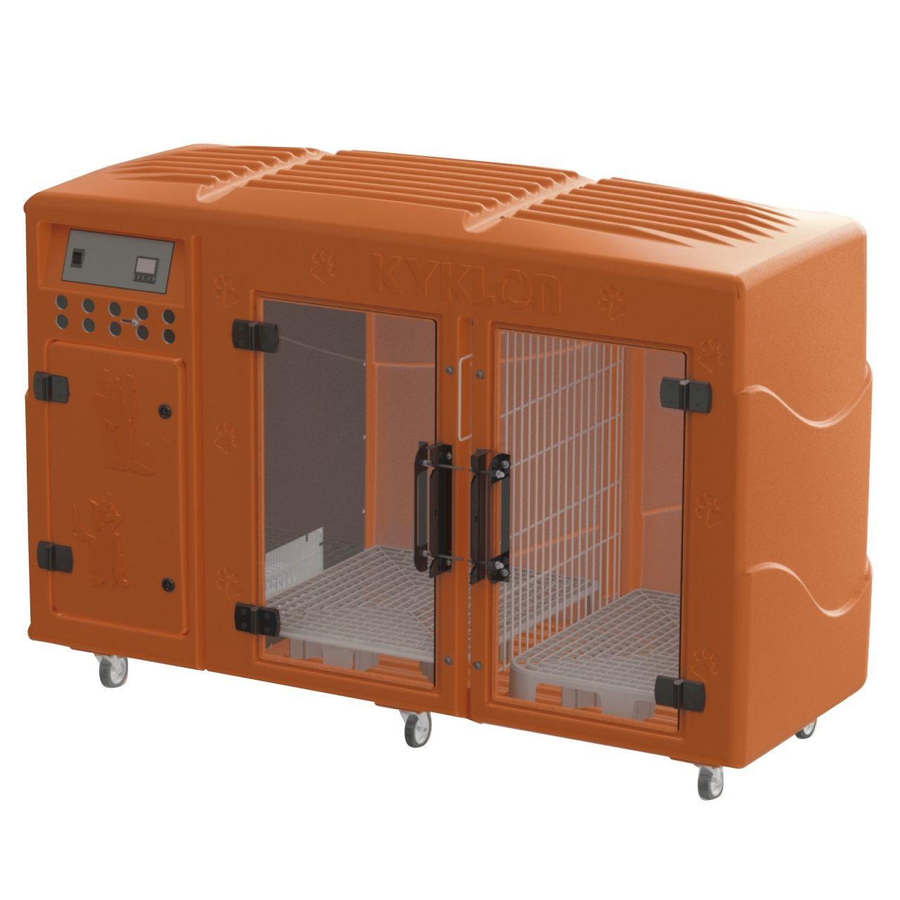 Máquina de Secar Rotomoldada Kyklon Laranja