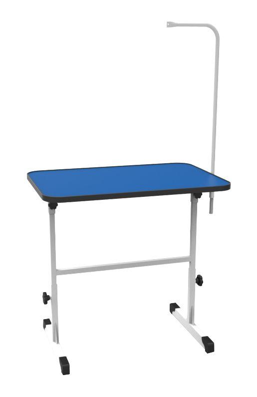 Mesa de Tosa Regulável Azul c/ Girafa Minag
