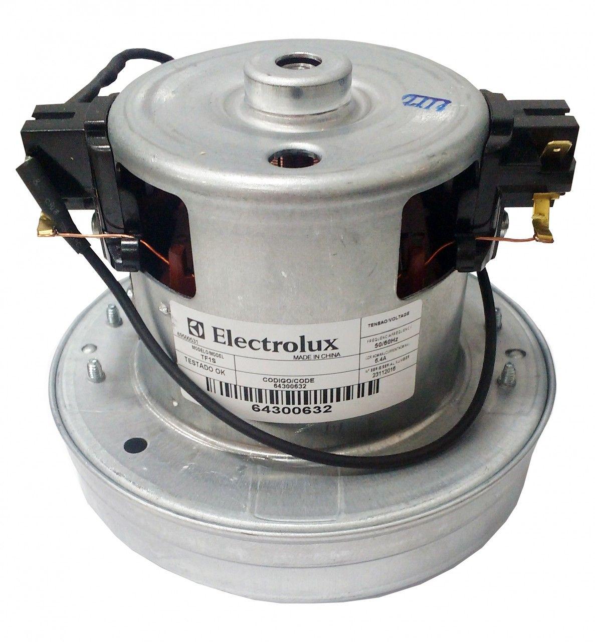 Motor Electrolux p/ Sopradores Kyklon Maxx/Super/RX/Revolution 220V