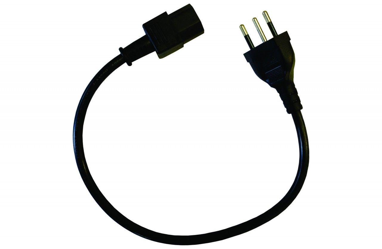 Plug do Cabo Máquina A6 Comfort / Slim
