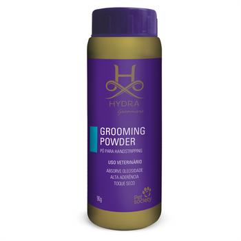 Pó Para Handstripping Grooming Powder Hydra Pet Society 90g