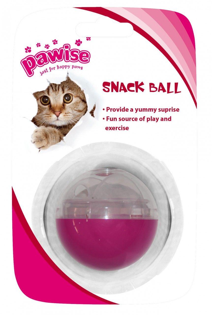 Porta Petiscos para Gatos