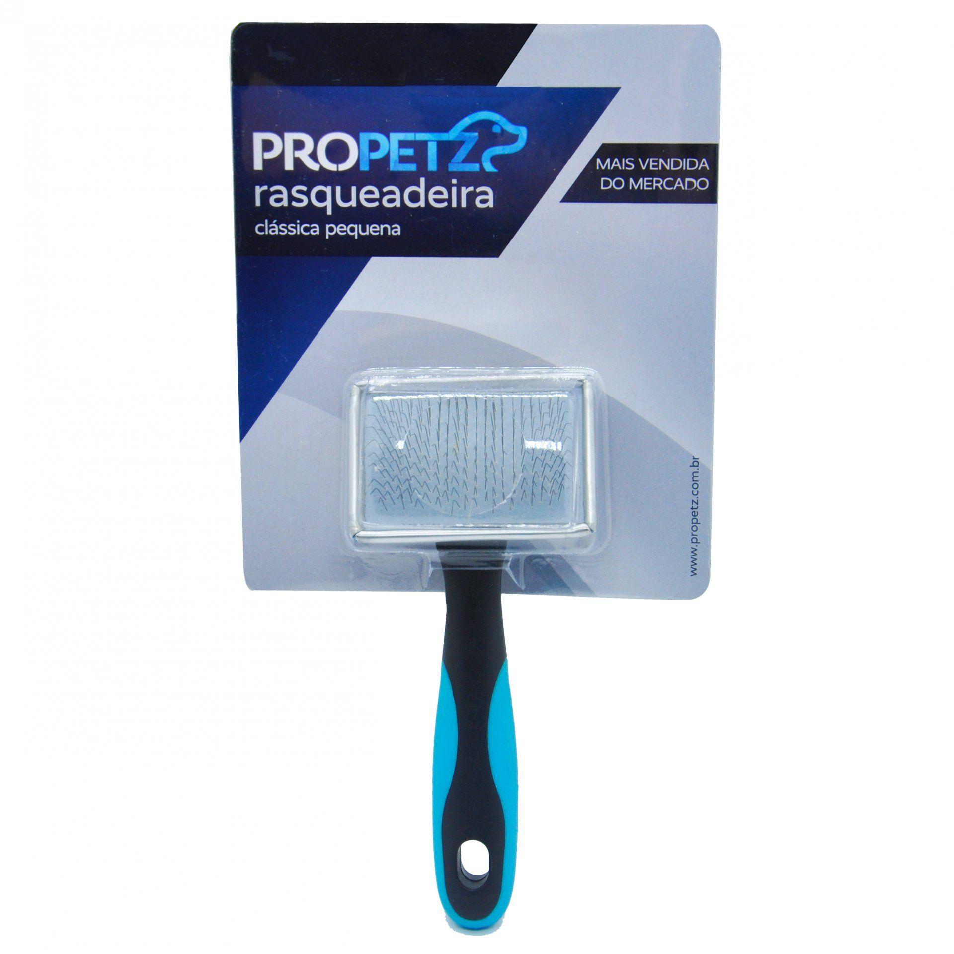 Rasqueadeira Plana Clássica Micro ProPetz