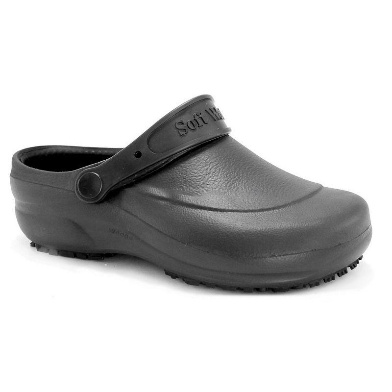 Sapato Antiderrapante Soft Works