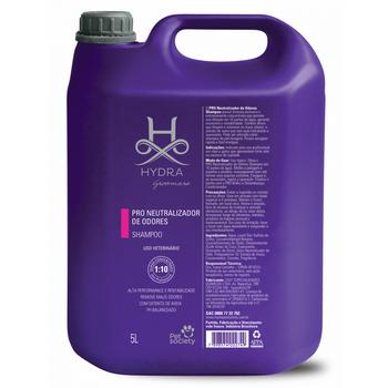 Shampoo Neutralizador de Odores Pro Hydra Pet Society 5L 1:10