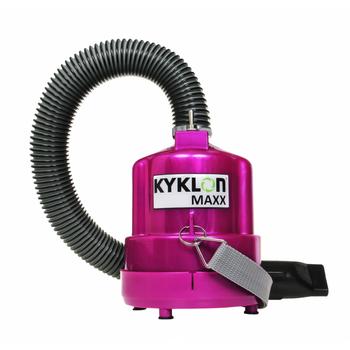 Soprador Kyklon Maxx Pink 110V para Pet Shop, Banho e Tosa
