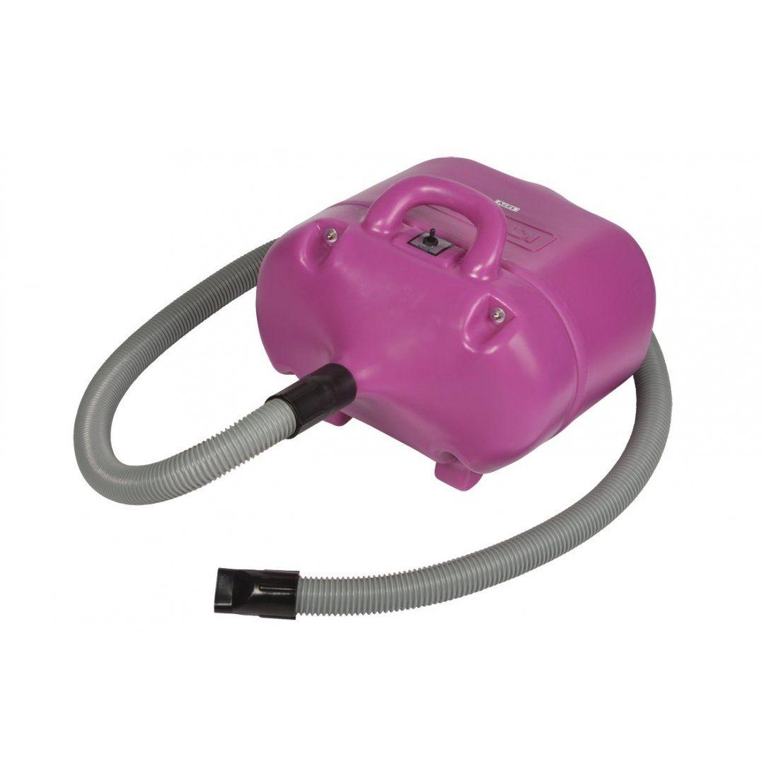 Soprador Kyklon Revolution Pink 220V para Pet Shop, Banho e Tosa