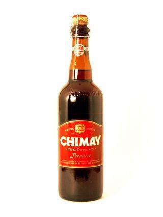 Cerveja Chimay Red Brune Première 750ml