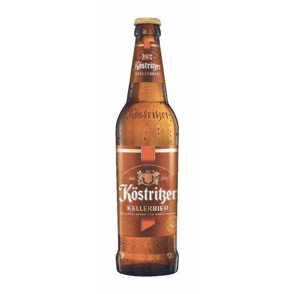 Cerveja Kostritzer Kellerbier - 500ml