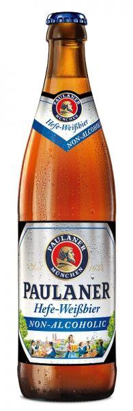 Cerveja Paulaner Hefe-Weissbier Sem Álcool 500ml