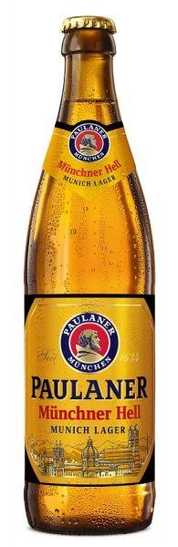 Cerveja Paulaner Original Munchner Hell  500ml