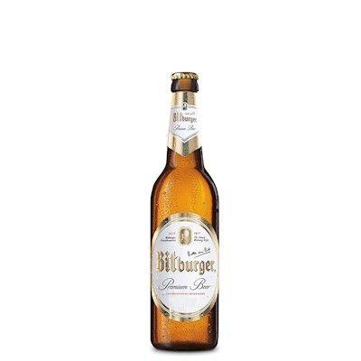 Cerveja Pilsen Bitburger  330ml