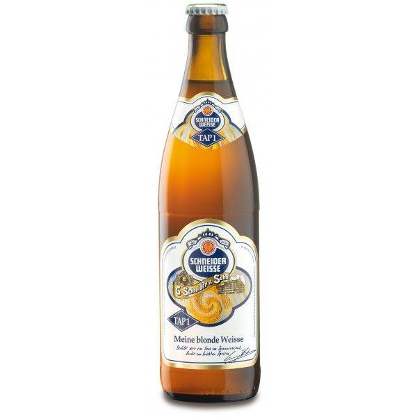 Cerveja Schneider Weisse TAP 1 Blond  500ml