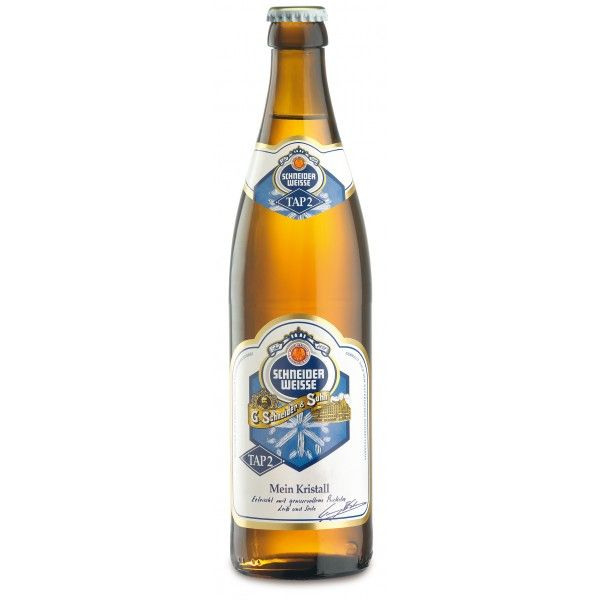 Cerveja Schneider Weisse TAP 2 Kristall 500ml