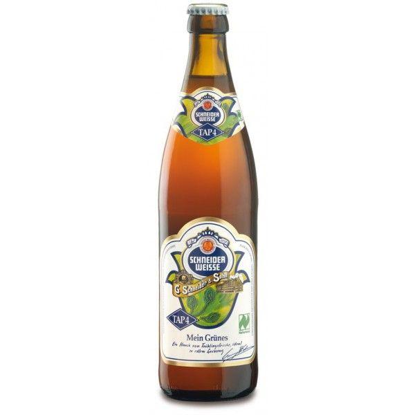 Cerveja Schneider Weisse TAP 4 Grünes  500ml