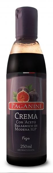 Creme Balsâmico Paganini Sabor Figo 250ML