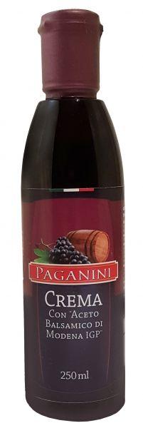 Creme com Vinagre Balsâmico Paganini 250ml