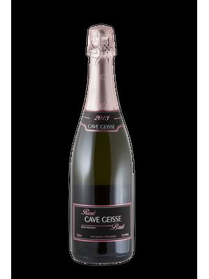 Espumante Cave Geisse Brut Rosé 750ml