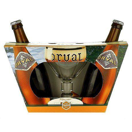 Kit Cerveja Orval 2 + 1
