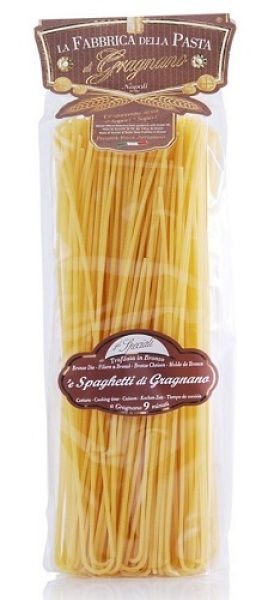 Massa Gragnano Spaghetti Di Gragnano 500g