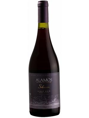 Vinho Alamos Seleccion Pinot Noir - 750ml