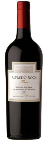Vinho Alfredo Roca Fincas Cabernet Sauvignon  750ml