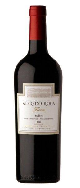 Vinho Alfredo Roca Fincas Malbec 750ml