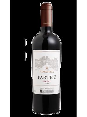 Vinho Almaúnica Parte 2 Merlot 2012  750ml