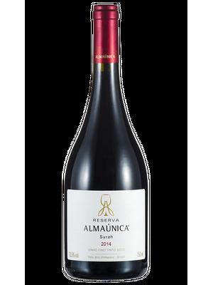 Vinho Almaúnica Reserva Syrah 750ml