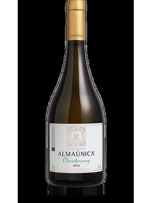 Vinho Almaúnica Super Premium Chardonnay 750ml
