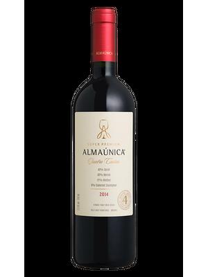 Vinho Almaúnica Super Premium Quatro Castas 750ml