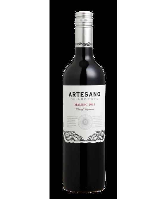 Vinho Artesano de Argento Malbec  750ml