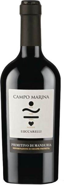 Vinho Campo Marina Primitivo di Manduria  750ml